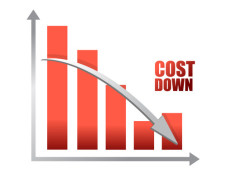 down-chart-