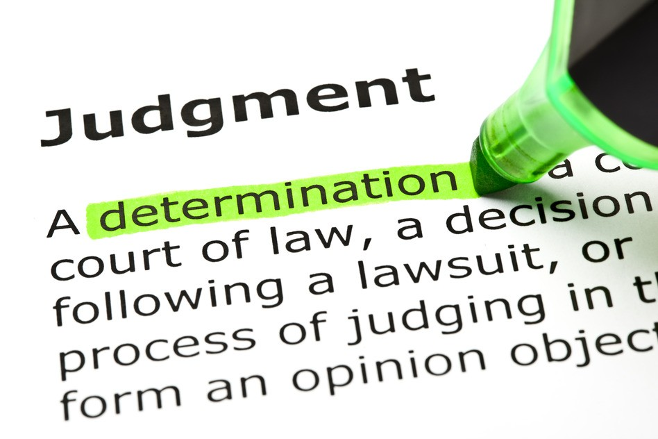 judgement debtor meaning