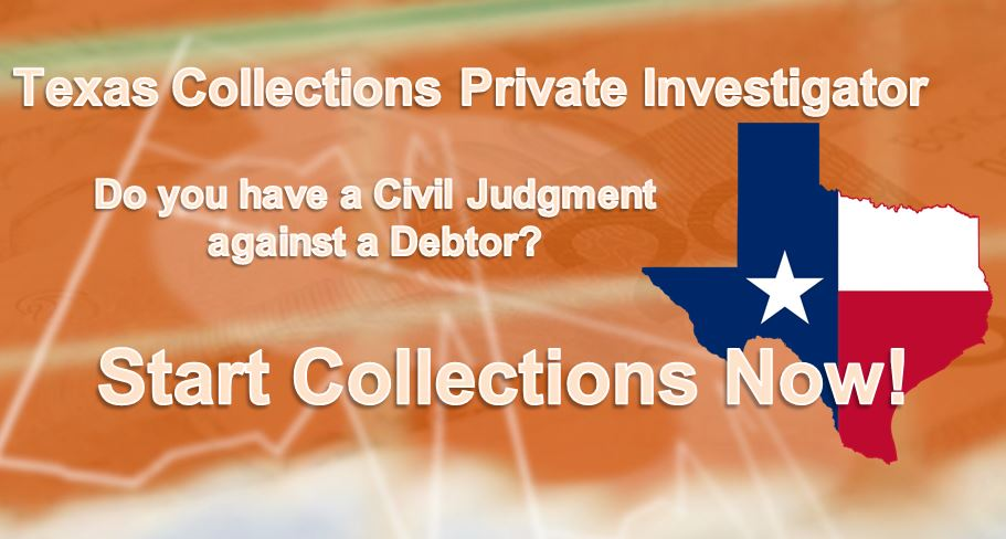 Texas Collections Private Investigator - Stryker Investigation ...